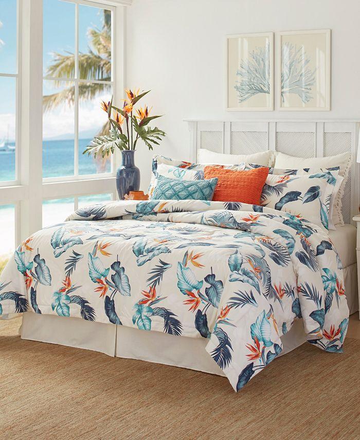 Tommy Bahama Home - Birdseye View King Comforter Set