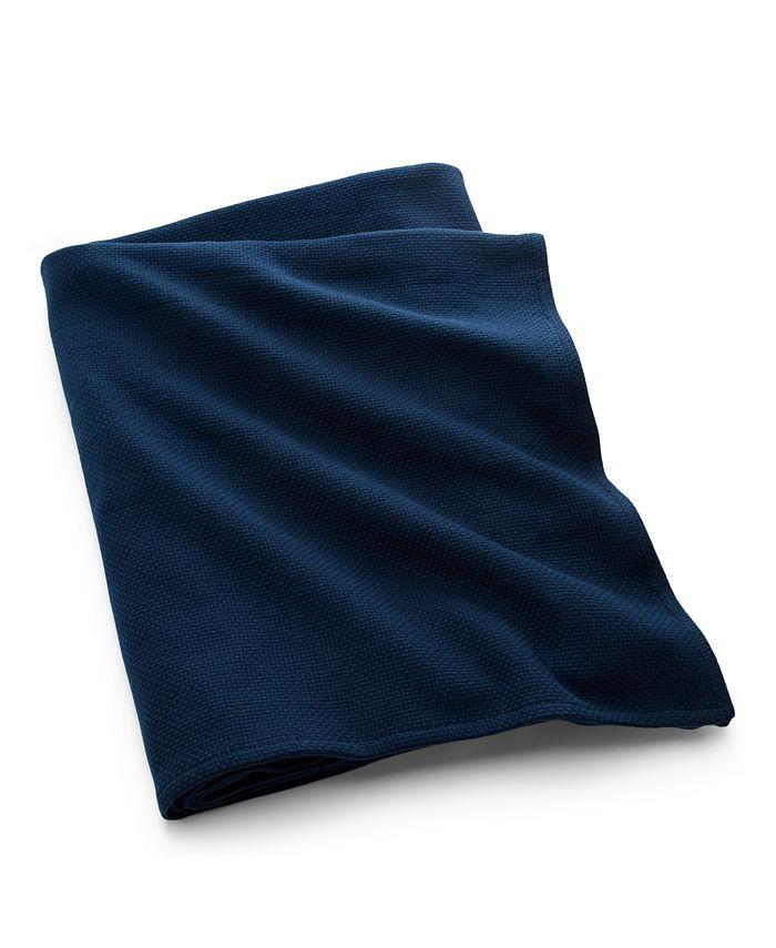 Lauren Ralph Lauren - Classic-Weave Bed Blanket
