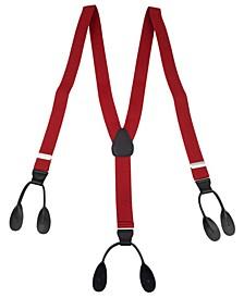 Men's Button-End Suspenders