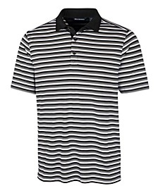 Men's Forge Multi Stripe Polo Shirt