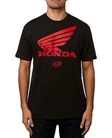 Men's Honda Short Sleeve TShirt