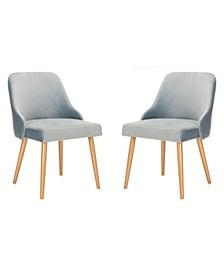 Lulu Upholstered Dining Chair - Set of 2