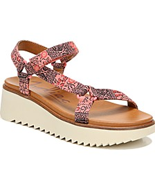 Bria Wedge Sandals