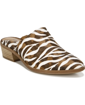 Cool and chic, this slip-on mule is blends comfort and style seamlessly. (Clearance)