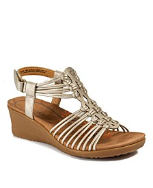 Taren Wedge Sandals