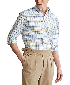 Men's Slim-Fit Oxford Shirt