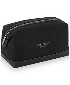 Receive a Free Pouch with any large spray purchase from any Jimmy Choo Men's Fragrance Collection