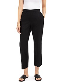 Organic Cropped Pants