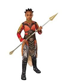 Avengers Big Girl Dora Milaje Okoye Costume