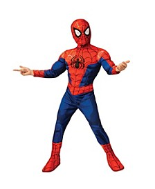 Spider-Man: Into the Spider-Verse Big Boy Peter Parker Spider Man Costume