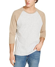 Men's Raglan T-Shirt, Created for Macy's