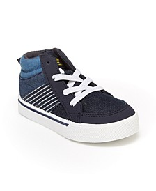 B'Gosh Toddler Boys Theo Casual High Top Shoe