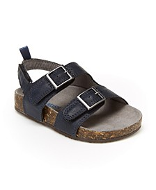 Oshkosh B'Gosh Toddler and Little Kids Boys Bruno Sandal