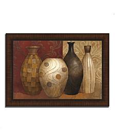 Timeless Vessels by Albena Hristova Framed Painting Print