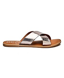 Coconuts By Matisse Pebble Flat Sandal