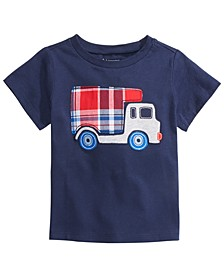 Toddler Boys Truck T-Shirt, Created for Macy's