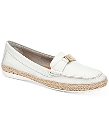 Dailyn Memory Foam Espadrille Loafers, Created for Macy's