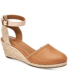 Mailena Wedge Espadrille Sandals, Created for Macy's