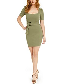 Annike Belted Bodycon Dress