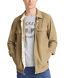 Men's Supreme Flex Shirt Jacket, Created for Macy's