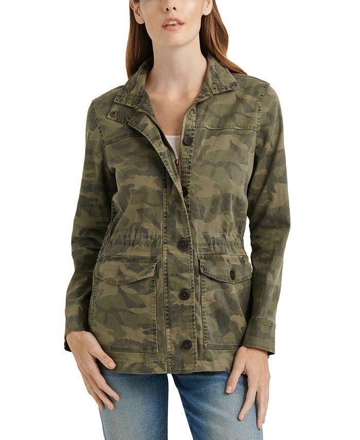 Lucky Brand - Camo Jacket