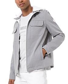 Men's Hybrid Track Jacket