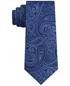 Men's Stroke Paisley Tie