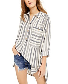 Summer Breeze Striped Top