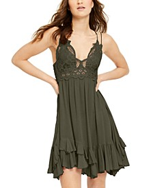 Adella Lace Mini Dress
