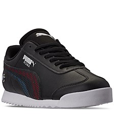 Men's BMW M Motorsport Roma Casual Sneakers from Finish Line
