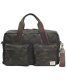 Jackson Camo Duffel Bag