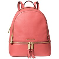 Deals on MICHAEL Michael Kors Rhea Zip Small Backpack