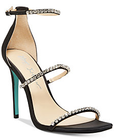 Blue by Betsey Johnson Elisa Evening Sandals