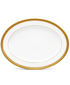 Crestwood Gold Butter Tray