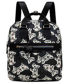 Folk Dog Ziptop Backpack