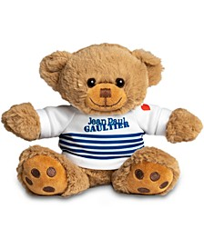 Receive a Complimentary teddy bear with any jumbo spray purchase from the Jean Paul Gaultier Le Male Fragrance Collection
