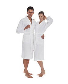 Venice Unisex Turkish Cotton Bath Robe