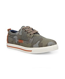 Little & Big Boys Camo Sneakers