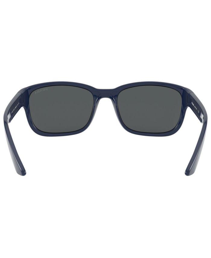 Prada Linea Rossa Sunglasses, PS 05VS 57 & Reviews - Sunglasses by Sunglass Hut - Men - Macy's