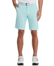 Men's Stretch Heather Golf Shorts