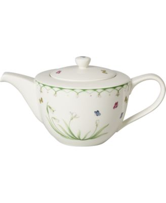 Colorful Spring Teapot