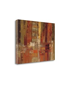 Sunset Street Crop by Silvia Vassileva Giclee Print on Gallery Wrap Canvas