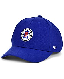 Boys' Los Angeles Clippers Team Color MVP Cap