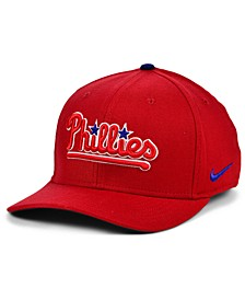 Philadelphia Phillies Legacy 91 Dri-FIT Swooshflex Stretch Fitted Cap