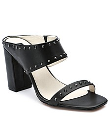 Spears Two Piece Mules