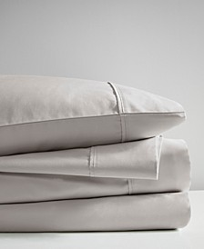 525 Thread Count 4 Piece Full Cotton Rich Sheet Set