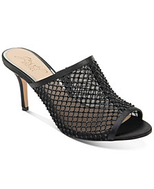 Jewel Badgley Mischka Nadine Evening Shoes