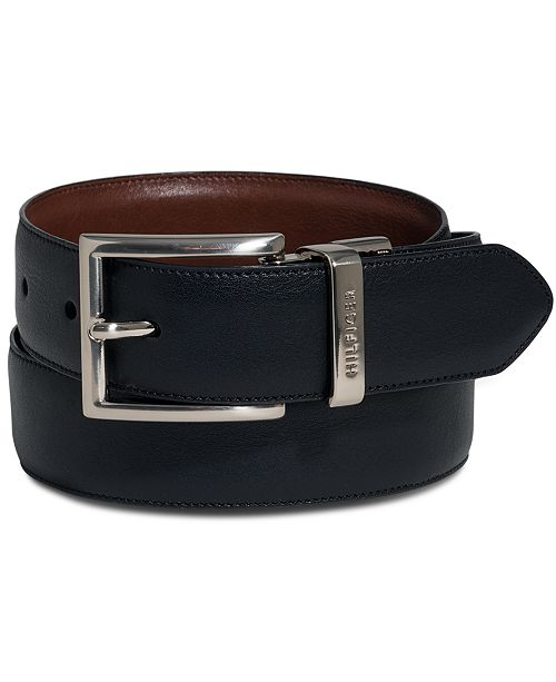 7c5a437785d4 Tommy Hilfiger Men s Big   Tall Reversible Dress Belt   Reviews ...
