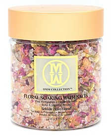 Floral Soaking Bath Salts, 9 oz