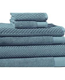 Chevron Towel Set - 6 Piece